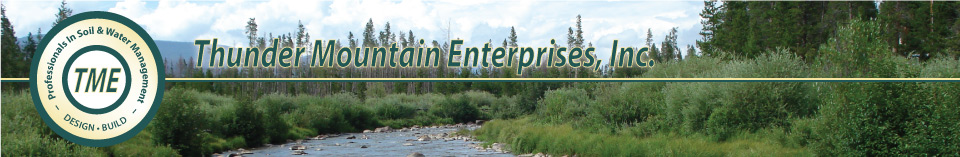 Thunder Mountain Enterprises, Inc. – Professionals in Soil & Water Management